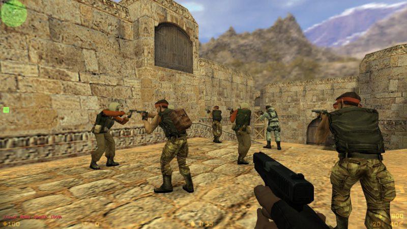 Скачать КС 1.6 | Counter-Strike 1.6 бесплатно | 450x800