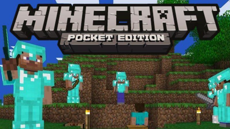 Minecraft Pocket Edition скачать бесплатно