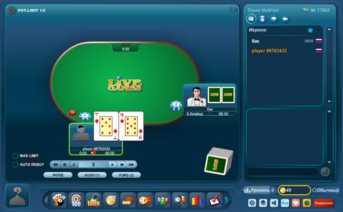 Игра покер онлайн играть бесплатно на русском казино входящие в группу голдфишка